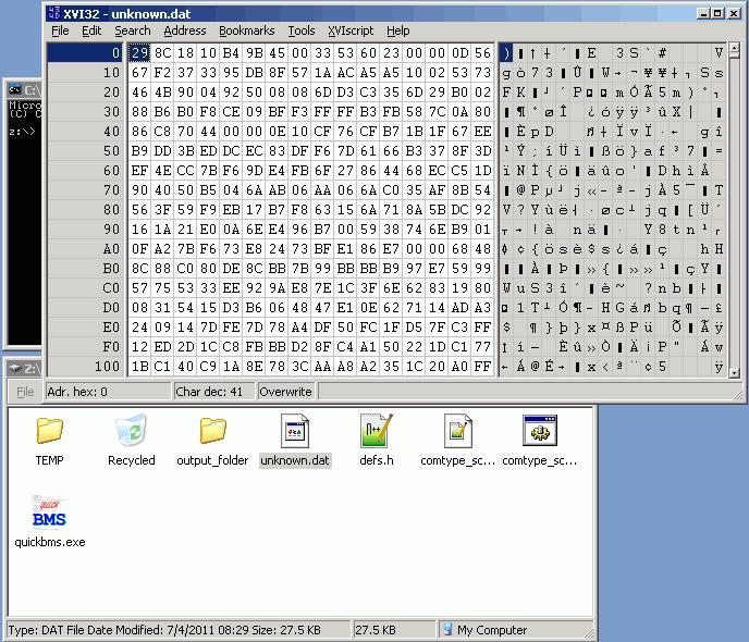 QuickBMS - comtype_scan2.bat/bms